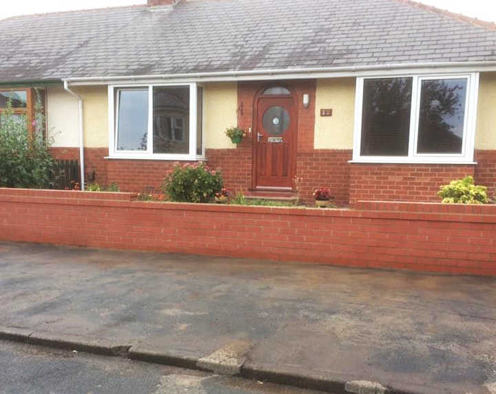 Garden Wall Builders Preston