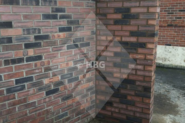 Croston Builder Garden Wall - Hanson Building Group Preston