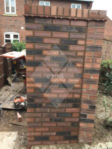 Croston Builder - Garden Wall Builder - Hanson Building Group - Preston