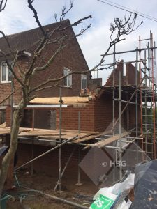 Double Storey Home Extension: Preston